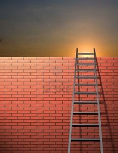 ladder-leans-on-wall-with-sky_300